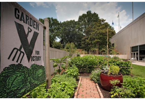 si victory garden