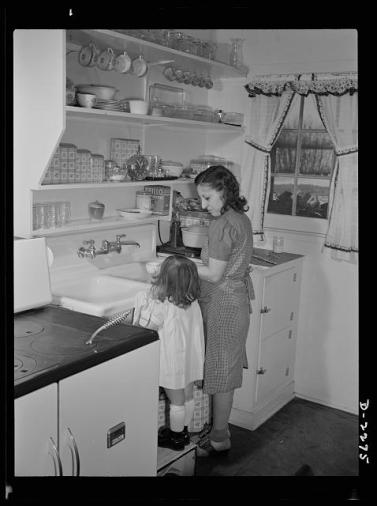 Defense Home kitchen