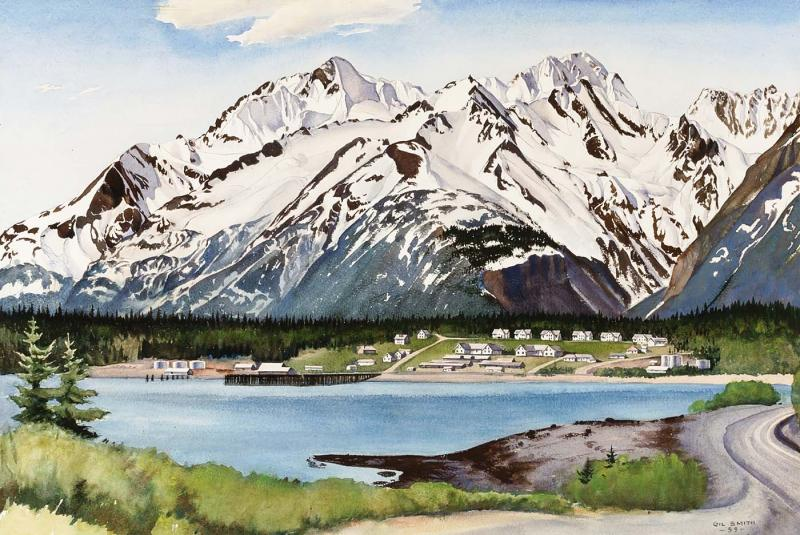 Port Chilkoot