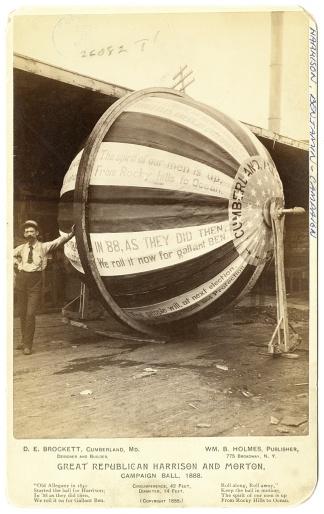 Morton Campaign Ball