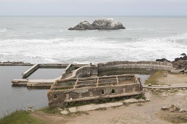 Sutro Baths today