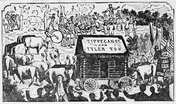 Tippecanoe and Tyler Too