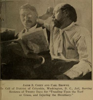 Browne and Coxey