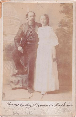 Carl and Mamie