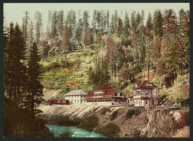 Shasta Springs Hotel