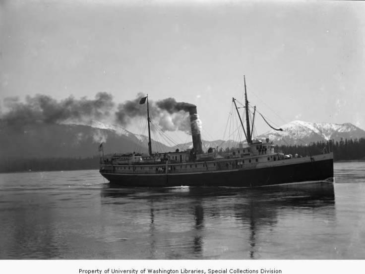 Steamer_COTTAGE_CITY_in_Wrangell_Narrows_circa_18901900
