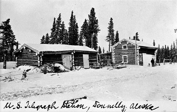 Donnely Telegraph Station