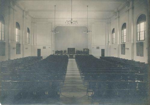ash auditorium