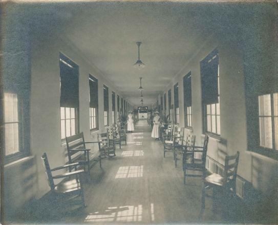 ash hallway