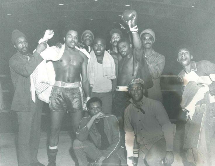SCI Dallas Boxing