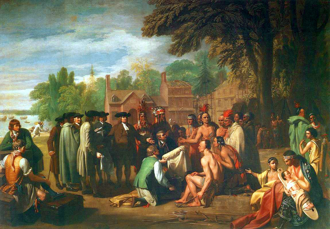 Treaty of Penn with the Indians