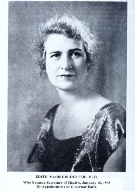 Edith MacBride Dexter
