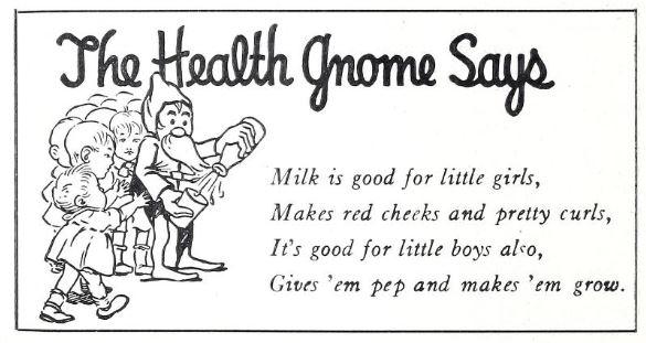 Health Gnome_Milk