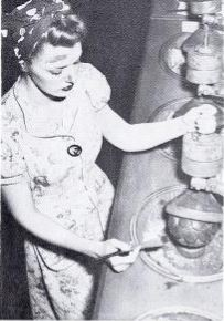 WWII worker woman